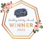 Wedding Industry Awards Winner 2021